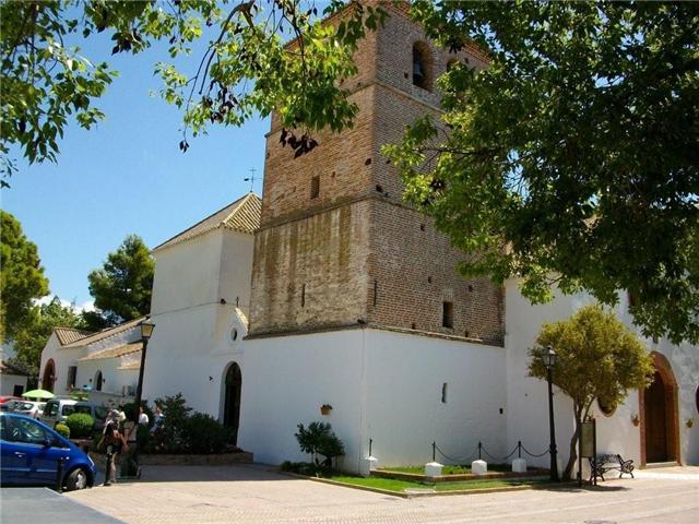 Mijas immaculate concepcion iglesia