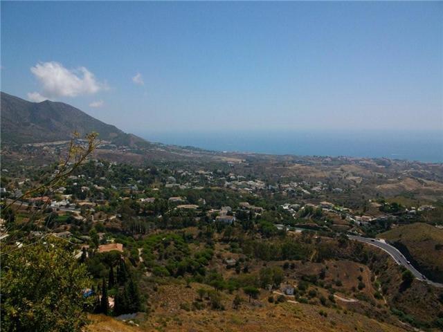 views from Mijas