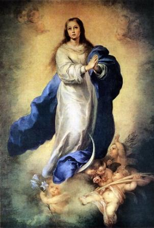 immaculate conception - murilla