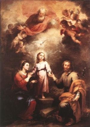 trinity - murillo
