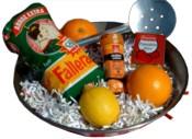 Paella pan kit
