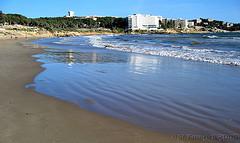 La playa en Salou
