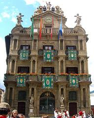 San Fermin - ayuntamiento