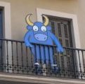 San Fermin - Kukuxumusu bull / toro