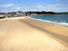 santander sardinero playa