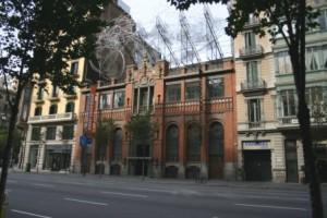 tapies works from the fundacio