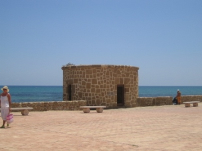 torrevieja la mata tower