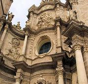El catedral de Valencia