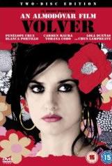 Volver film cover
