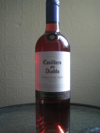 wine Casillero del Diablo