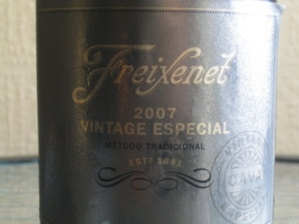 wine Freixenet especial