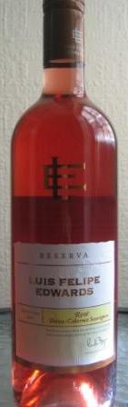 Wine: Luis Felipe Edwards Reserva