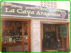 benidorm the Caya Aragonesa tapas bar