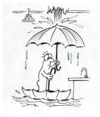 it never rains but it pours