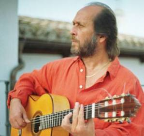 paco de lucia - spanish flamenco guitarist