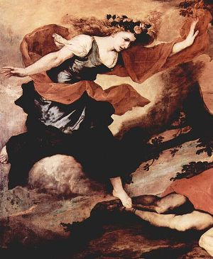 venus and adonis by ribera