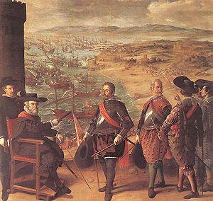 defense of cadiz - zurbaran