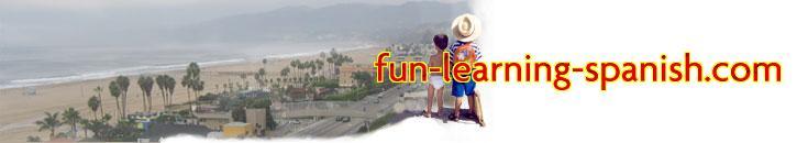 logo for fun-learning-spanish.com